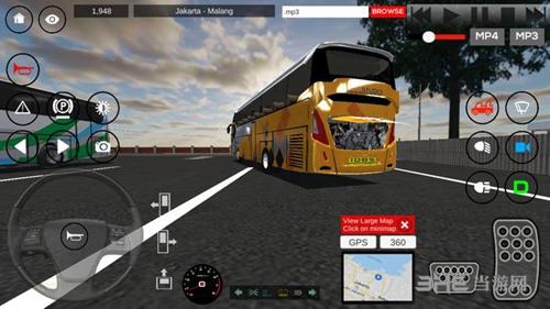 印尼巴士模拟器无限金币中文版截图1
