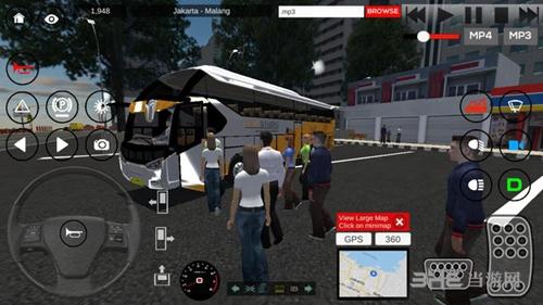印尼巴士模拟器无限金币中文版截图2