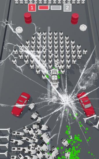汽车粉碎世界截图0