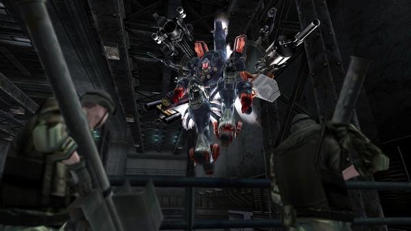 钢铁之狼混沌XD截图4