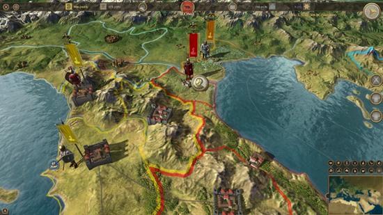 荣耀战场帝国截图2