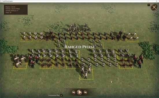 荣耀战场帝国截图0