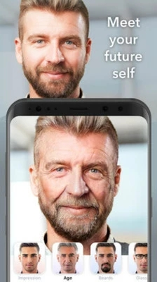 faceapp截图0