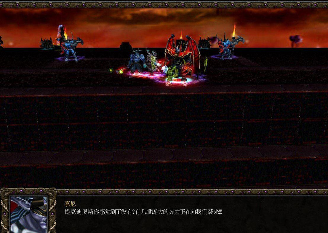 魔兽争霸3黑暗魔王2.0地图完善版截图0