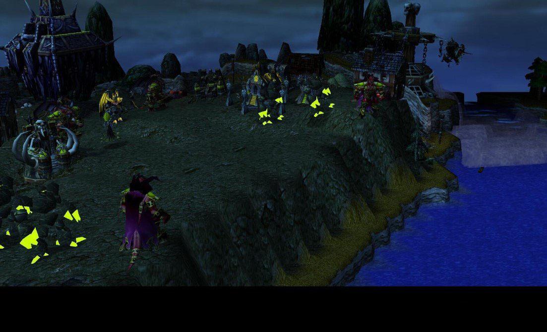 魔兽争霸3黑暗魔王2.0地图完善版截图1