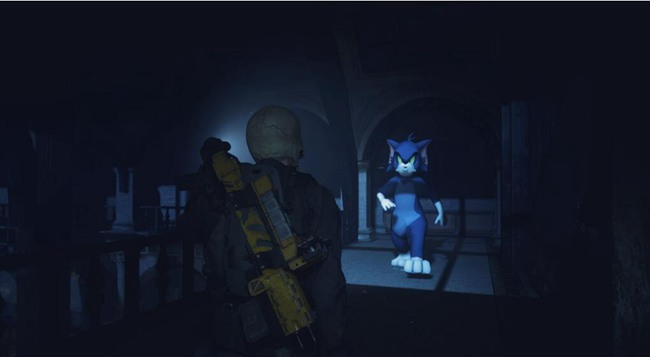 幻想夜话_生化危机2重制版汤姆MOD|生化危机2重制版猫和老鼠汤姆MOD 下载_当 ...