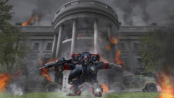 钢铁苍狼:混沌之战XD截图1
