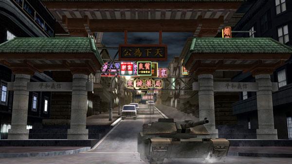 钢铁苍狼:混沌之战XD截图2