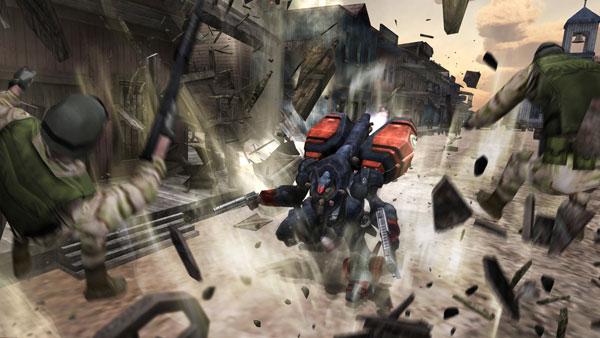 钢铁苍狼:混沌之战XD截图3