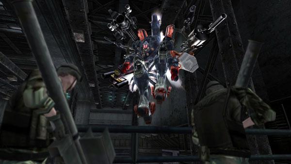钢铁苍狼:混沌之战XD截图5