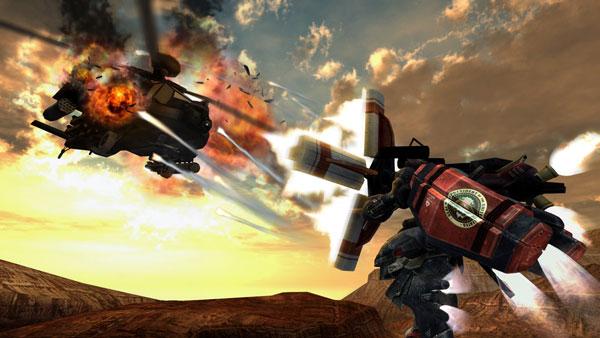 钢铁苍狼:混沌之战XD截图6