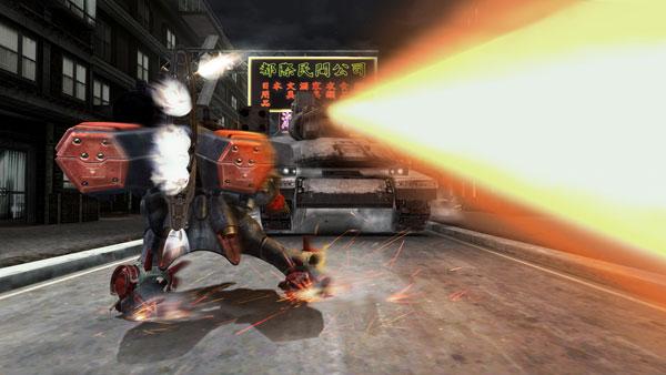 钢铁苍狼:混沌之战XD截图7