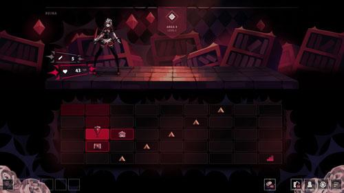 《蔷薇的夜宴》游戏截图2