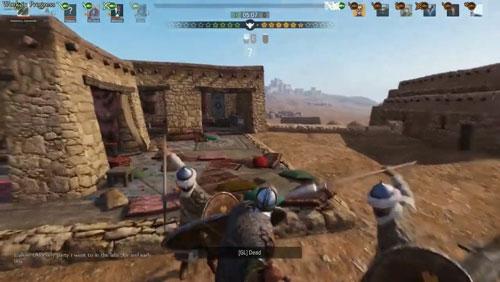 《骑马与砍杀2:领主》游戏截图