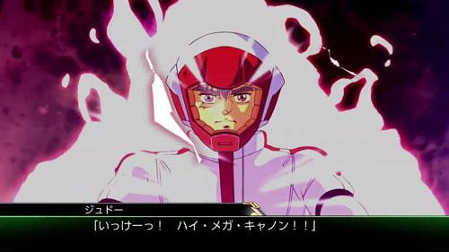 《超级机器人大战V》游戏截图4