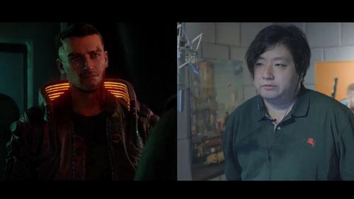 《赛博朋克2077》V的配音演员