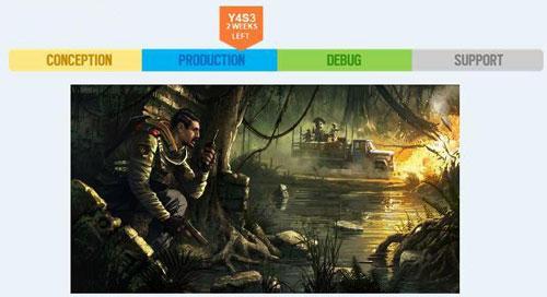 《彩虹六号围攻》新干员概念图