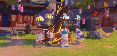 《疯狂兔子奇遇派对》游戏截图3