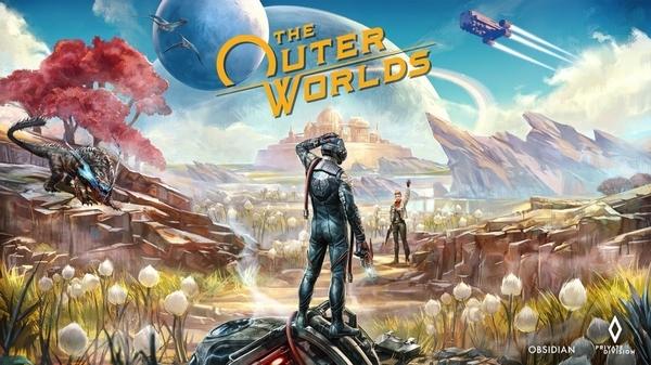 天外世界游戏截图