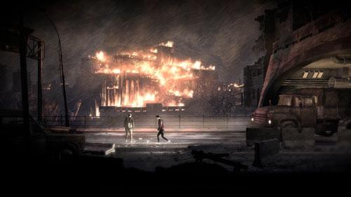 《这是我的战争》游戏截图5