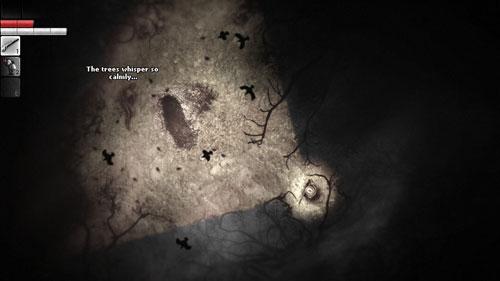《阴暗森林》游戏截图2