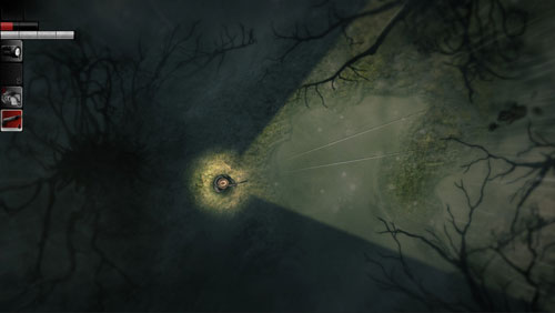 《阴暗森林》游戏截图