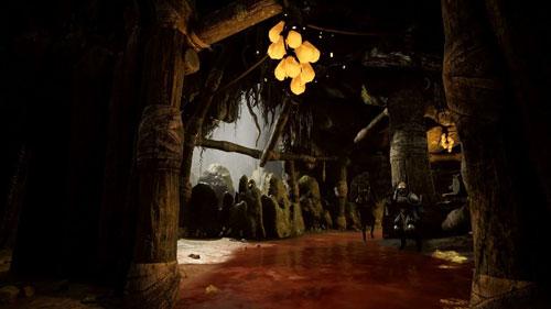 《遗迹:灰烬重生》游戏截图4