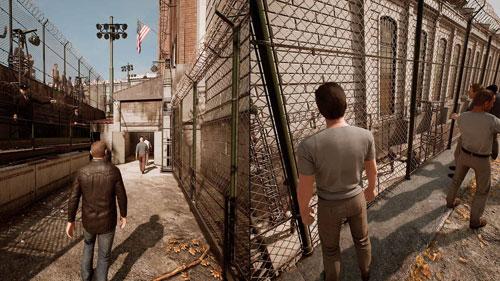 《逃出生天》游戏截图2