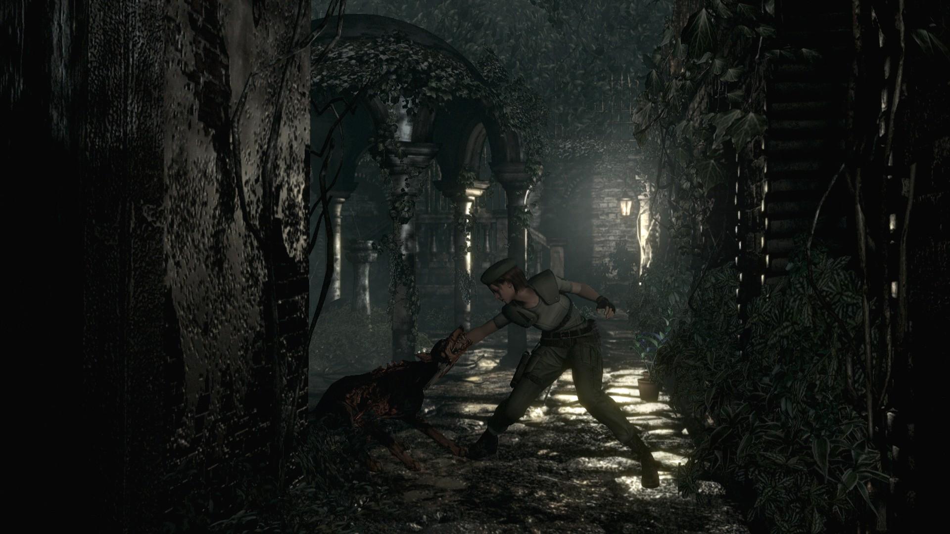 生化危机HD重制版游戏截图1