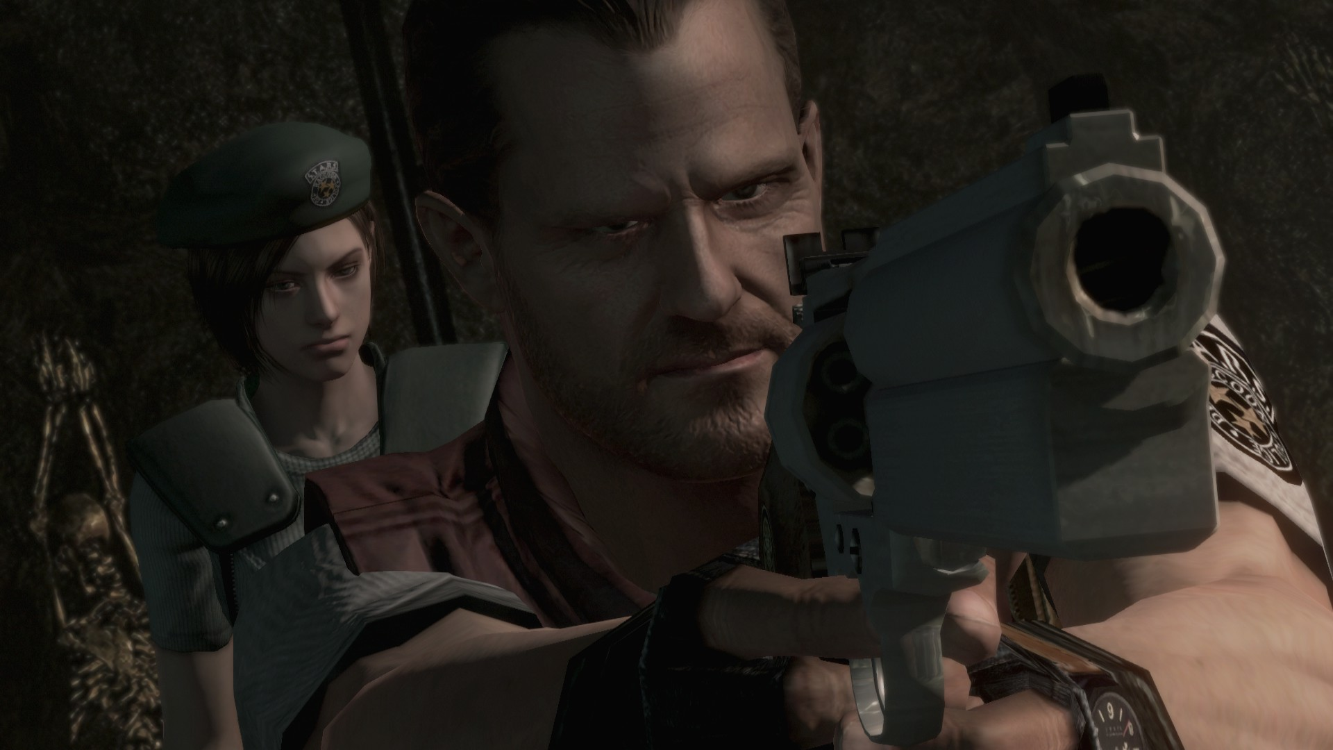 生化危机HD重制版游戏截图5