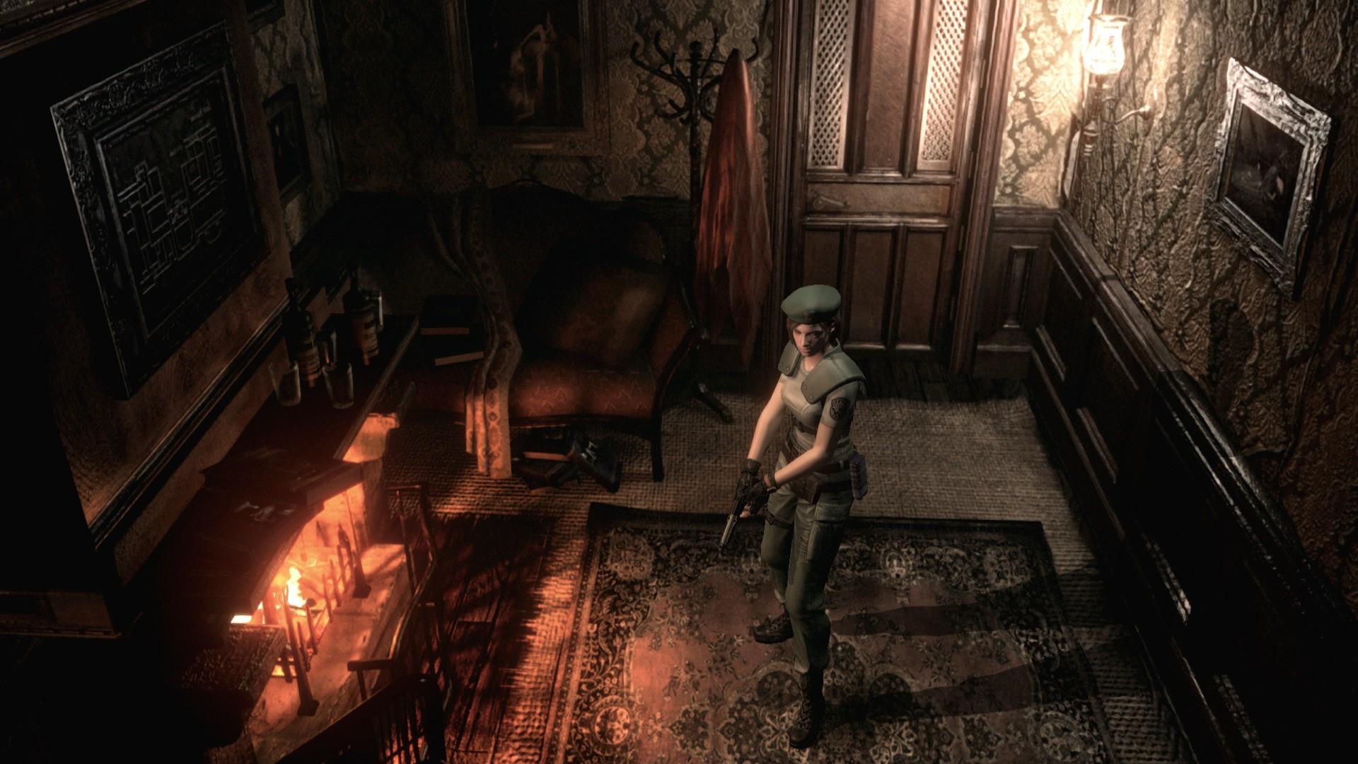 生化危机HD重制版游戏截图6
