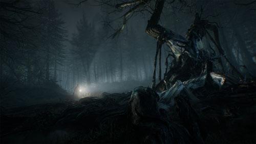 《布莱尔女巫》游戏截图6