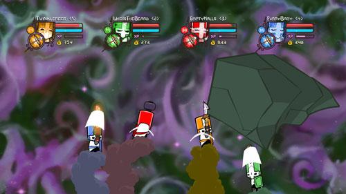 城堡破坏者游戏截图2