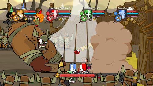 城堡破坏者游戏截图4
