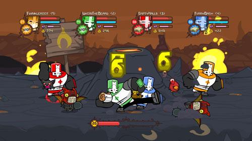 城堡破坏者游戏截图6