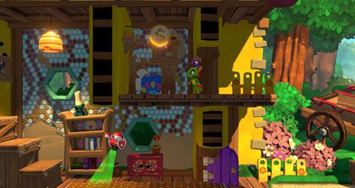 《尤卡莱莉与无望巢穴》游戏截图