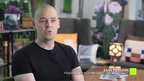 创意总监Saxs Persson发表声明