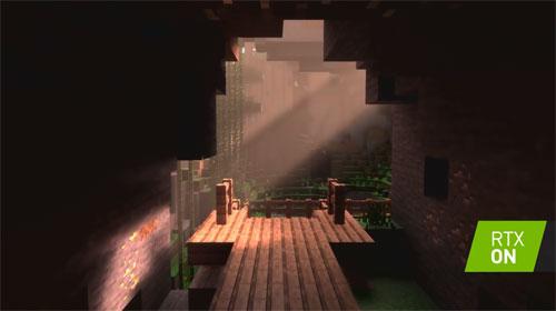 《我的世界》光线追踪截图2