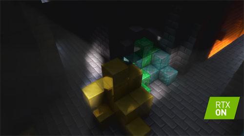 《我的世界》光线追踪截图4