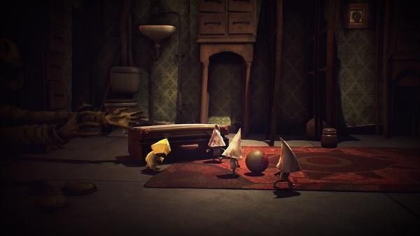 小小梦魇游戏截图