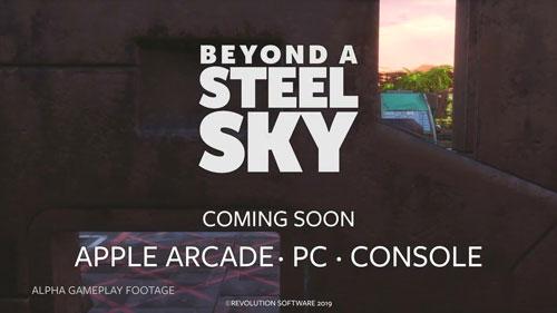 《超越钢铁天空》游戏截图1