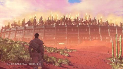 《超越钢铁天空》游戏截图2