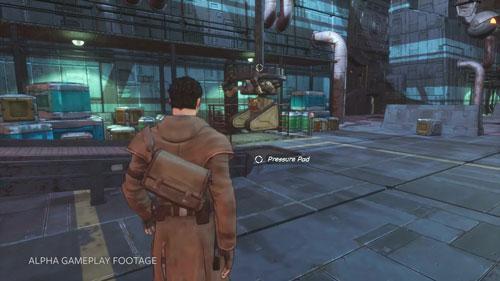 《超越钢铁天空》游戏截图4