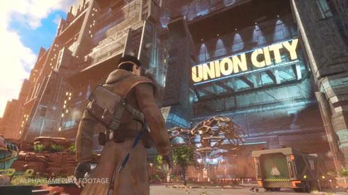 《超越钢铁天空》游戏截图5