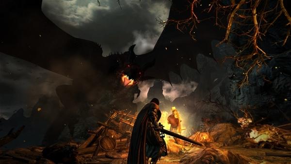 龙之信条游戏截图