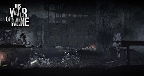 这是我的战争游戏截图