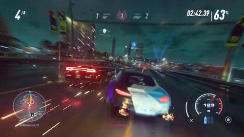 《极品飞车21:热度》游戏截图2
