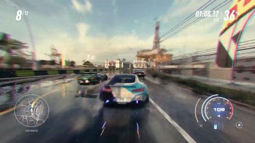 《极品飞车21:热度》游戏截图6