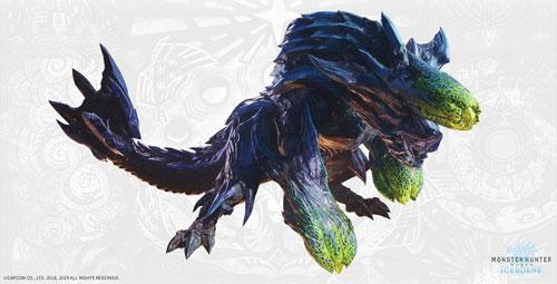《怪物猎人世界:冰原》碎龙