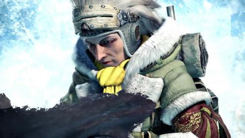 《怪物猎人世界:冰原》游戏截图2